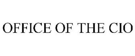 OFFICE OF THE CIO