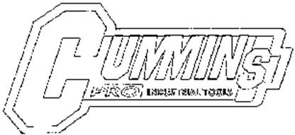 CUMMINS PRO INDUSTRIAL TOOLS