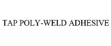 TAP POLY-WELD ADHESIVE