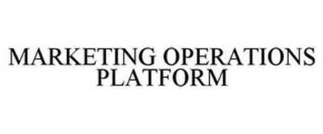 MARKETING OPERATIONS PLATFORM
