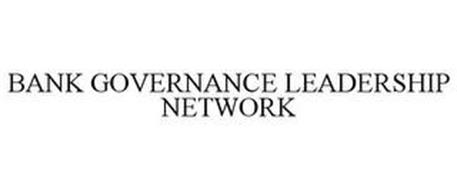 BANK GOVERNANCE LEADERSHIP NETWORK