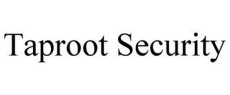 TAPROOT SECURITY
