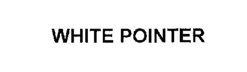 WHITE POINTER