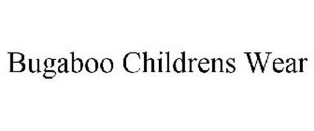 BUGABOO CHILDRENS WEAR