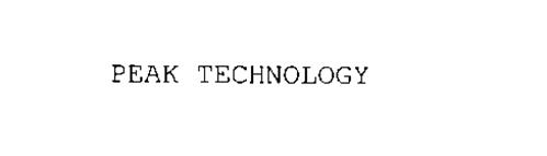 PEAK TECHNOLOGY