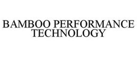 BAMBOO PERFORMANCE TECHNOLOGY