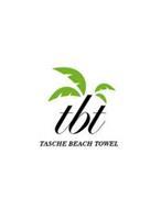 TBT TASCHE BEACH TOWEL