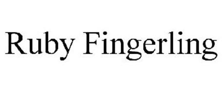 RUBY FINGERLING