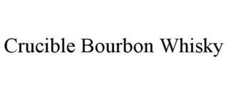 CRUCIBLE BOURBON WHISKY