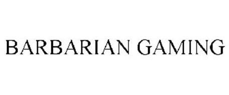 BARBARIAN GAMING