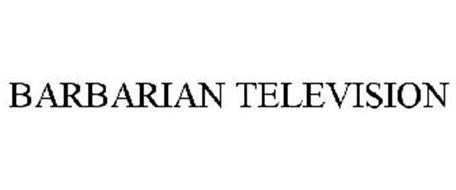 BARBARIAN TELEVISION