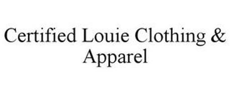 CERTIFIED LOUIE CLOTHING & APPAREL
