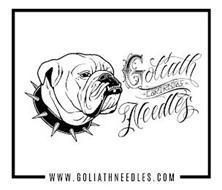 GOLIATH CARTRIDGE NEEDLES WWW.GOLIATHNEEDLES.COM