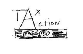 TAX ACTION MEMO
