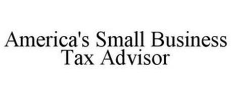 AMERICA'S SMALL BUSINESS TAX ADVISOR
