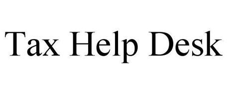 TAX HELP DESK