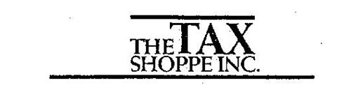 THE TAX SHOPPE INC.