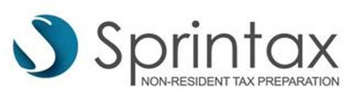 S SPRINTAX NON-RESIDENT TAX PREPARATION