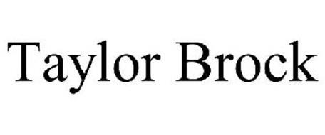 TAYLOR BROCK