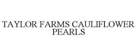 TAYLOR FARMS CAULIFLOWER PEARLS
