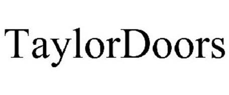 TAYLORDOORS