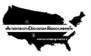 AMERICAN DISASTER RESOURCES AMERICANS HELPING AMERICANS