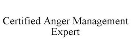 CERTIFIED ANGER MANAGEMENT EXPERT
