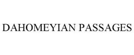 DAHOMEYIAN PASSAGES