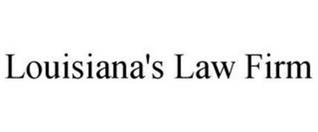 LOUISIANA'S LAW FIRM