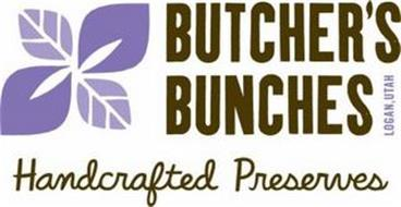 BUTCHER'S BUNCHES HANDCRAFTED PRESERVES LOGAN, UTAH