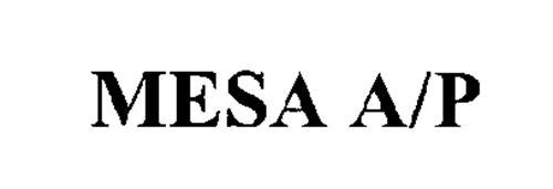 MESA A/P