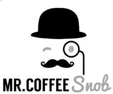 MR. COFFEE SNOB