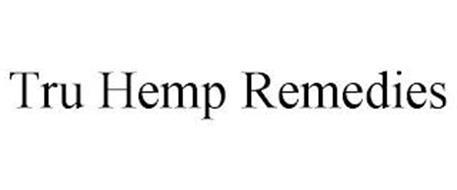 TRU HEMP REMEDIES