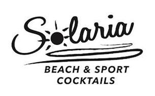 SOLARIA BEACH & SPORT COCKTAILS