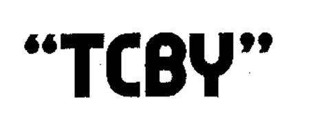 """TCBY"""