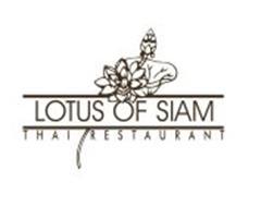 LOTUS OF SIAM THAI RESTAURANT