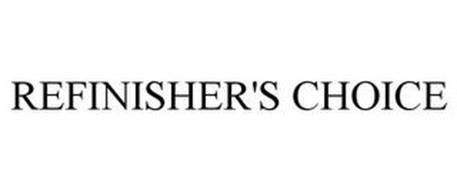 REFINISHER'S CHOICE