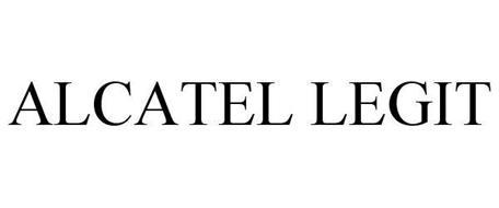ALCATEL LEGIT