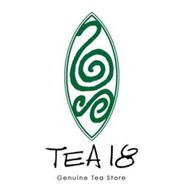 TEA 18 GENUINE TEA STORE