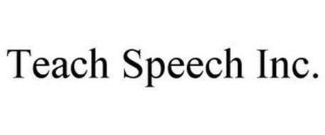 TEACH SPEECH INC.