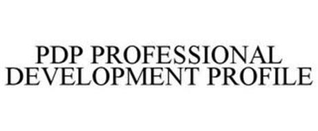 PDP PROFESSIONAL DEVELOPMENT PROFILE