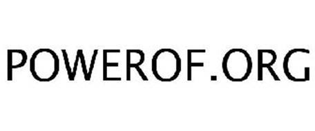 POWEROF.ORG