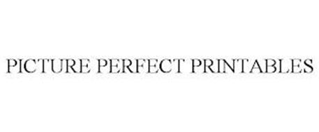 PICTURE PERFECT PRINTABLES