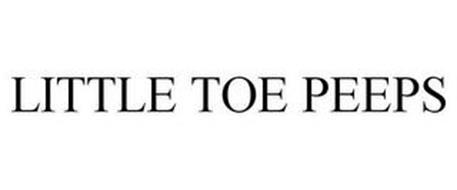 LITTLE TOE PEEPS