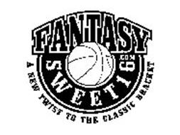 FANTASY SWEET16 .COM A NEW TWIST TO THE CLASSIC BRACKET