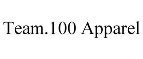 TEAM.100 APPAREL