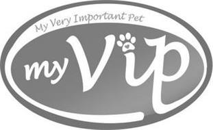 MYVIP MY VERY IMPORTANT PET