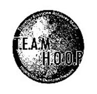 T.E.A.M H.O.O.P TOGETHER EVERYONE ACHIEVES MORE HELPING OTHERS OVERCOME PRESSURE