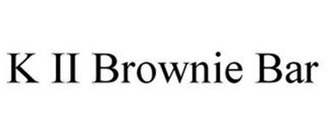 K II BROWNIE BAR