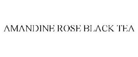 AMANDINE ROSE BLACK TEA